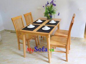 Cửa hàng bán bàn ghế ăn đẹp và nội thất tại Thái Nguyên